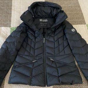 MICHAEL KORS light weight down jacket